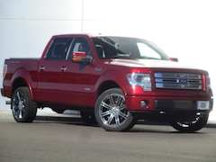 2013 Ford F-150 Limited Crew SB 3.5tbo/A6 4X4 Limited Truck For Sale in Chippewa Falls, WI