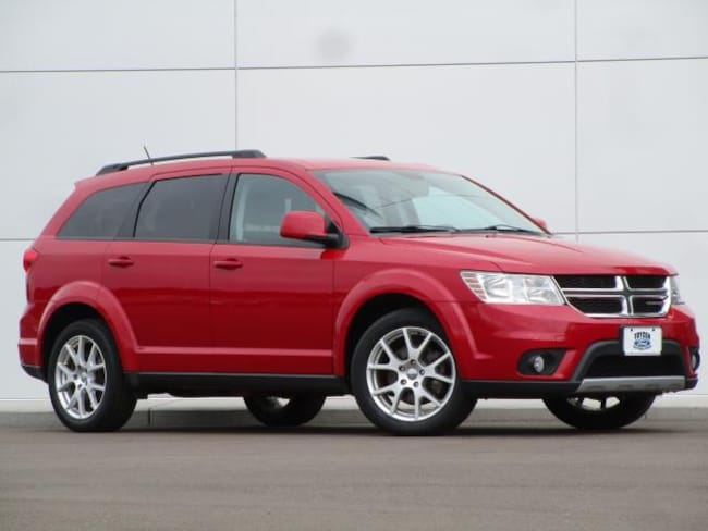 2015 Dodge Journey SXT NAV/Camera 5DR 3.6 SXT NAV/Camera SUV For Sale in Bloomer, WI
