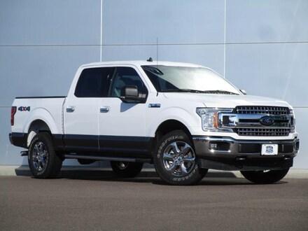 2020 Ford F-150 XLT Equip 302A Crew SB 5.0/A10 4X4 XLT Equip 302A Truck