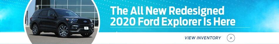 All New 2020 Explorer
