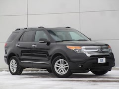 2013 Ford Explorer XLT Comfort 5DR 3.5/A6 4WD XLT Comfort SUV For Sale in Chippewa Falls, WI