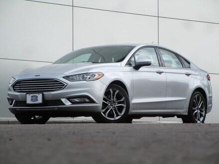 2017 Ford Fusion SE 4DR 2.0tbo/A6 FWD SE Sedan