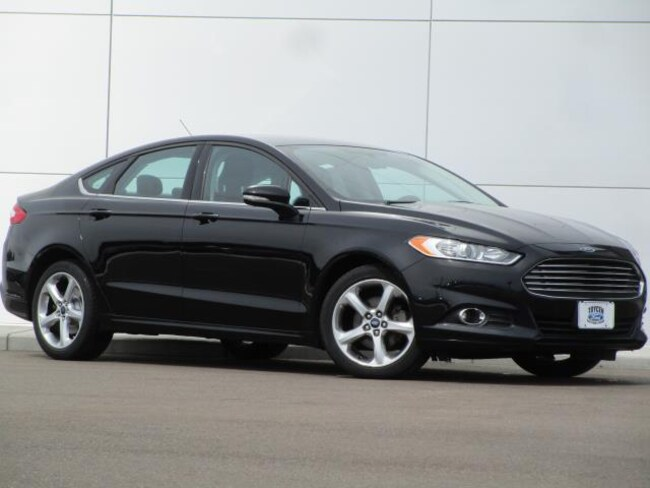 2016 Ford Fusion SE Appearance 4DR 2.0tb SE Appearance Sedan For Sale in Bloomer, WI