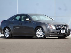 2012 Cadillac CTS Sport Sedan 3.0 Luxury 4DR 3.0/A6 AWD 3.0 Luxury Sedan
