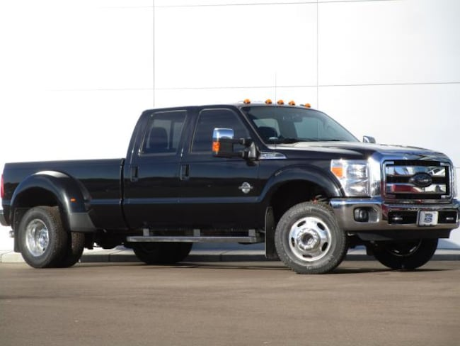 2014 Ford F-350 SD Lariat Crew LB DRW 6. Lariat Truck For Sale in Bloomer, WI