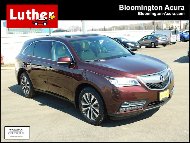 2016 Acura MDX SH-AWD w/Tech SH-AWD  SUV w/Technology Package