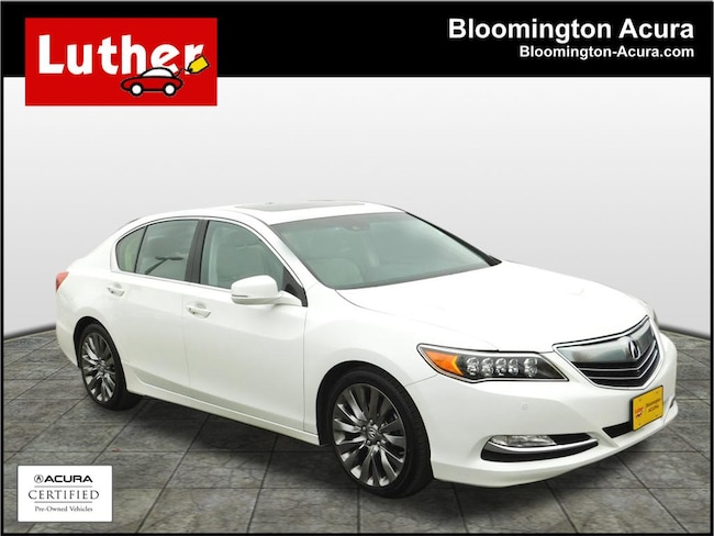 2017 Acura RLX w/Advance Sedan w/Advance Package