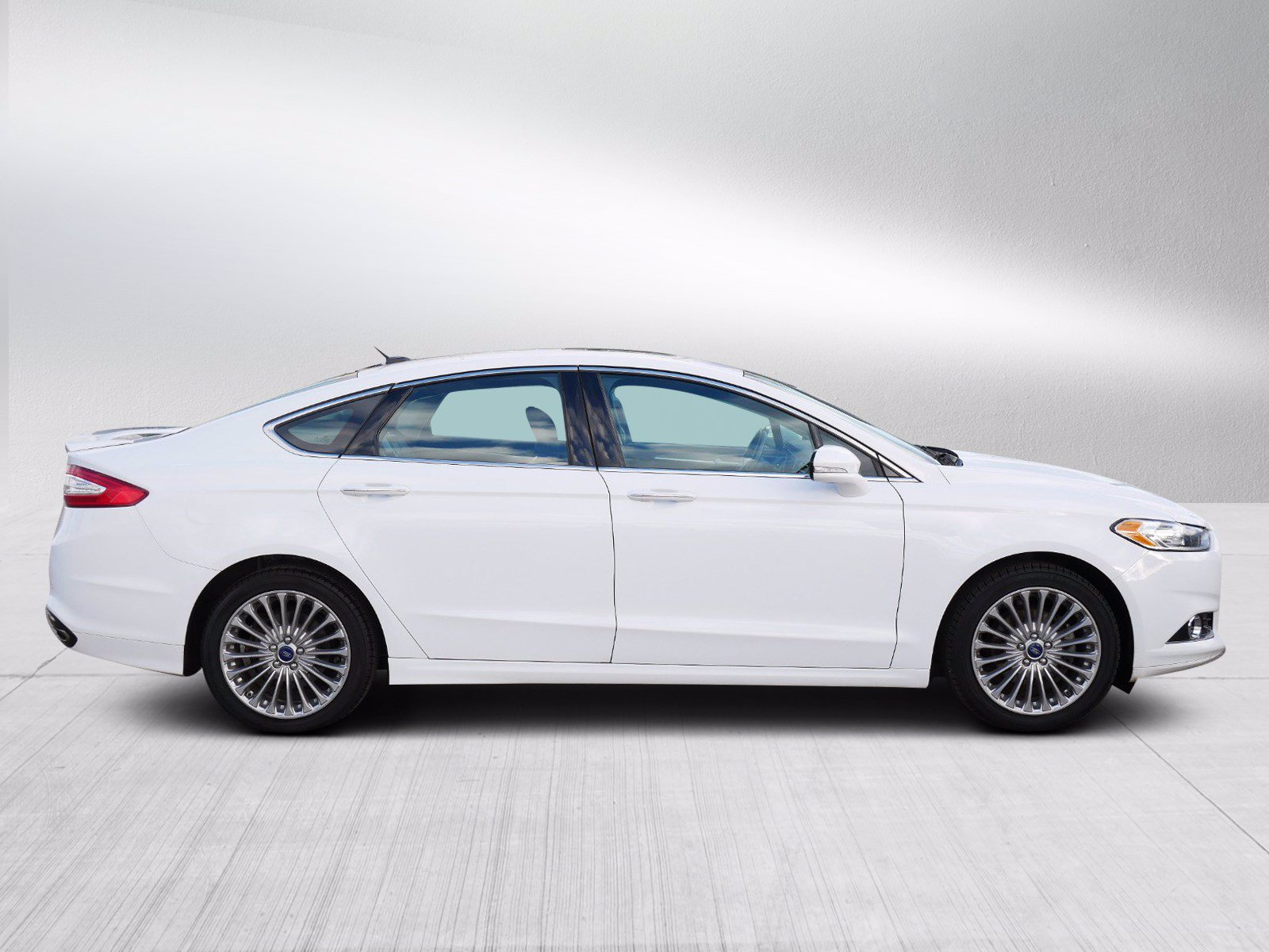 Used 2014 Ford Fusion Titanium with VIN 3FA6P0K9XER257407 for sale in Bloomington, Minnesota