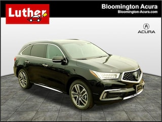 2018 Acura MDX SH-AWD with Advance and Entertainment Packages SUV