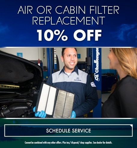 Air Or Cabin Filte Replacemnet