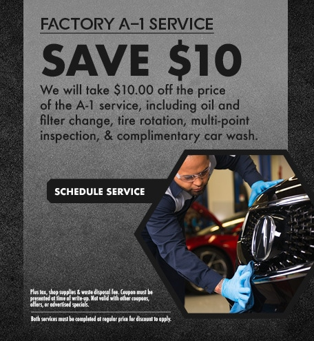 Factory A-1 Service