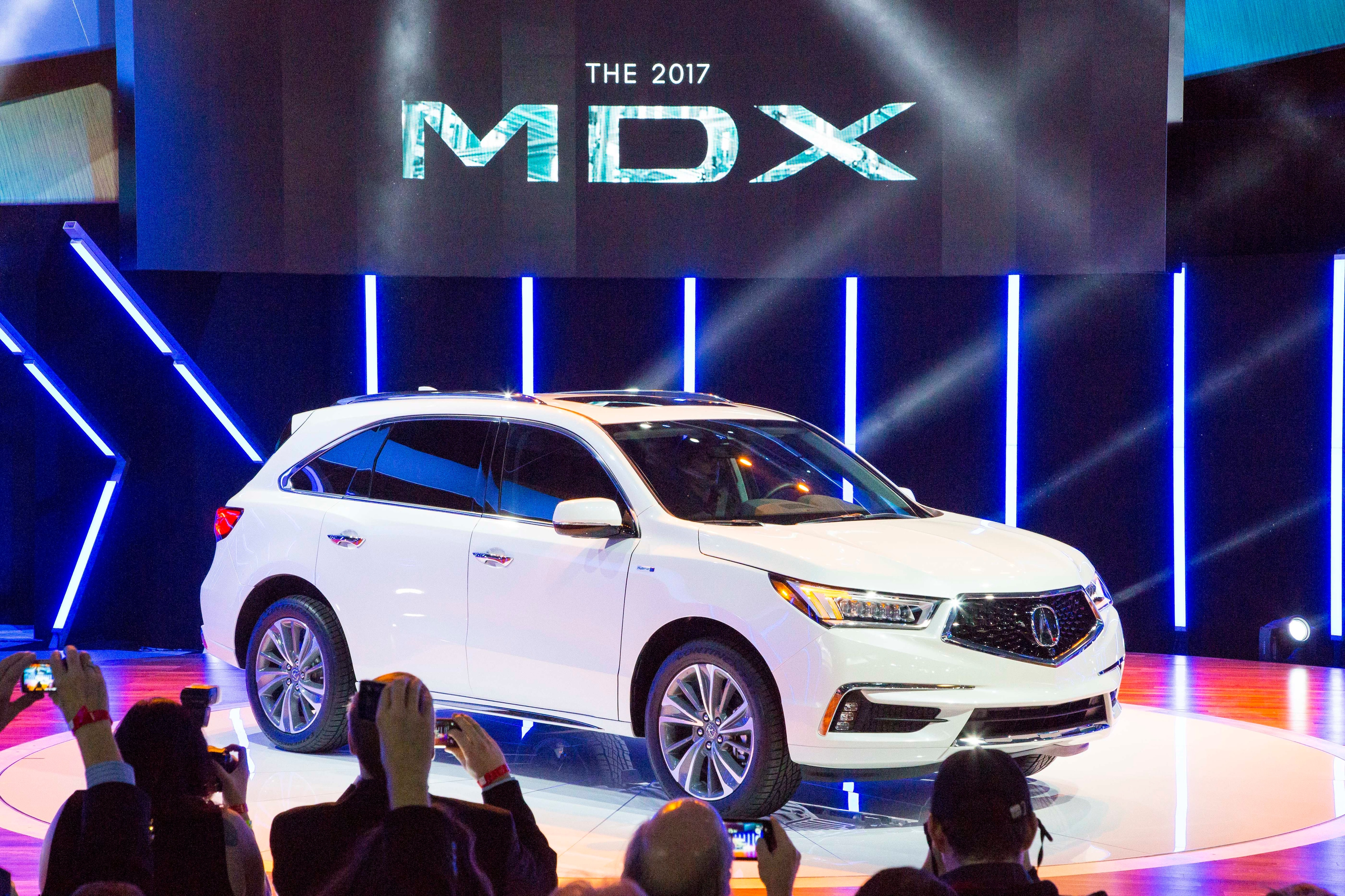 introducing the 2017 acura mdx. Black Bedroom Furniture Sets. Home Design Ideas