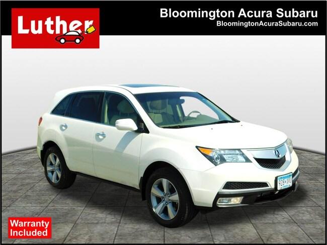 2012 Acura MDX SH-AWD SH-AWD  SUV