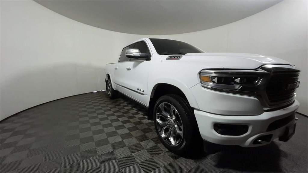 Used 2020 RAM Ram 1500 Pickup Limited with VIN 1C6SRFHM5LN250177 for sale in Bloomington, Minnesota