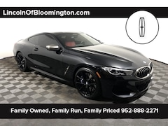 Used 2020 BMW 8 Series M850i xDrive Coupe WBABC4C0XLCD84763 in Bloomington, MN