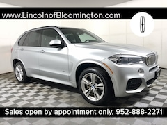Used 2015 BMW X5 xDrive50i SUV 5UXKR6C56F0J73960 in Bloomington, MN