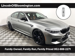 Used 2019 BMW M5 Competition Sedan WBSJF0C5XKB284246 in Bloomington, MN