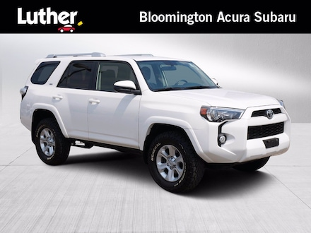 Featured Used 2016 Toyota 4Runner SR5 SUV for Sale near St. Paul, MN