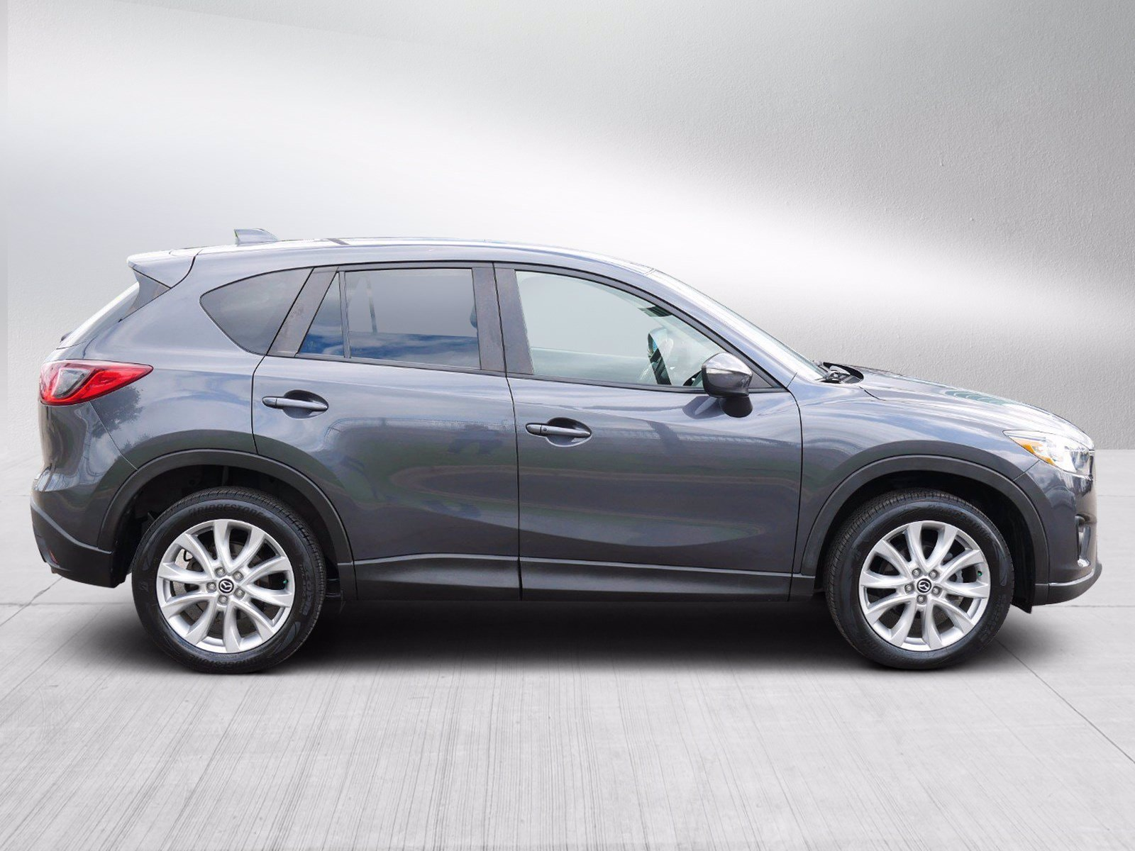 Used 2015 Mazda CX-5 Grand Touring with VIN JM3KE4DY8F0550189 for sale in Bloomington, Minnesota