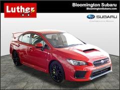 New 2018 Subaru WRX STI Limited w/Wing Sedan Minneapolis area
