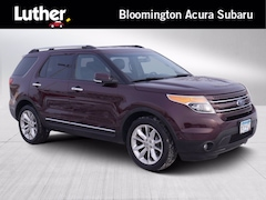 Used 2011 Ford Explorer Limited SUV For Sale in Bloomington, MN