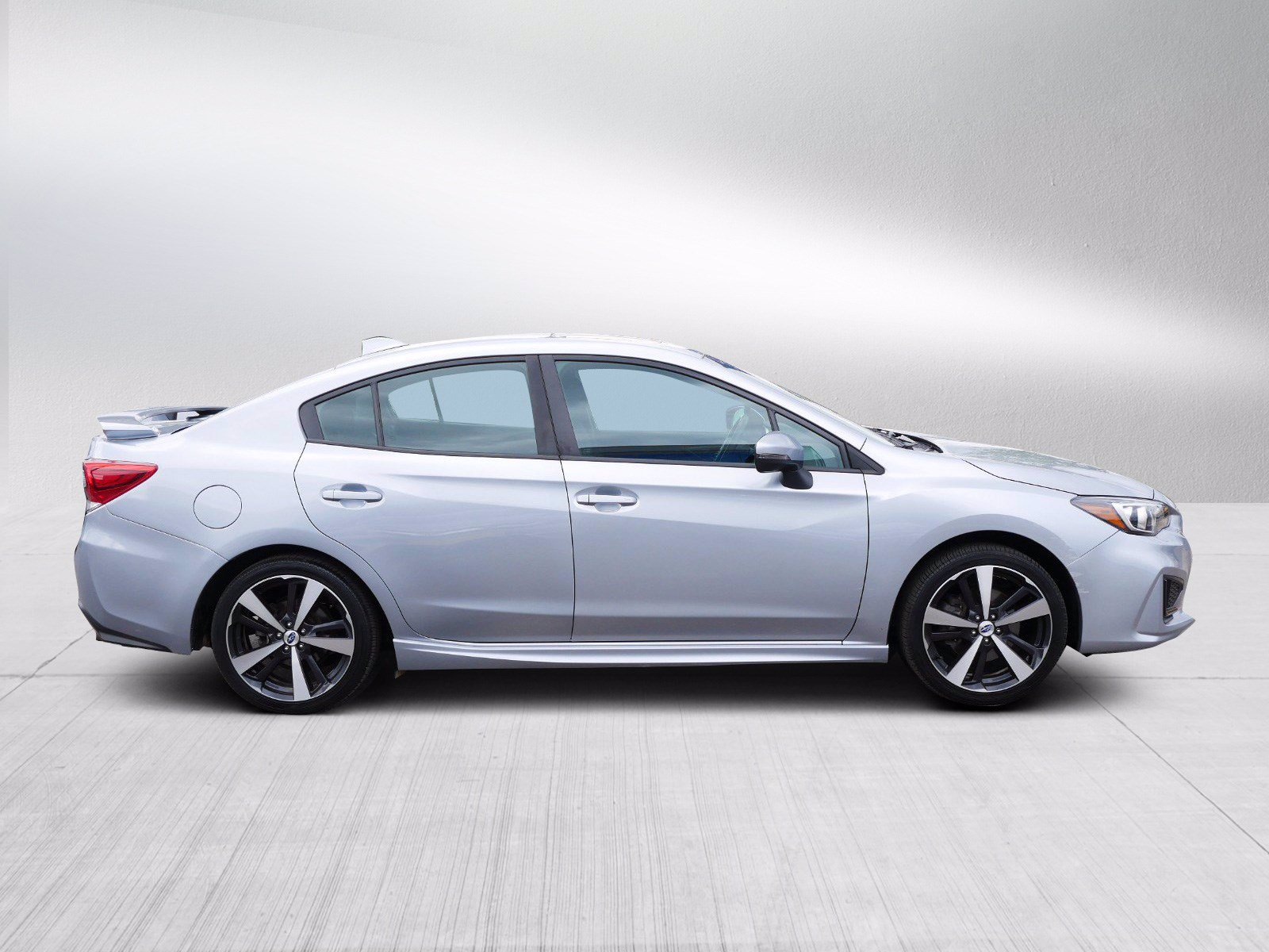 Used 2018 Subaru Impreza Sport with VIN 4S3GKAL6XJ1604004 for sale in Bloomington, Minnesota