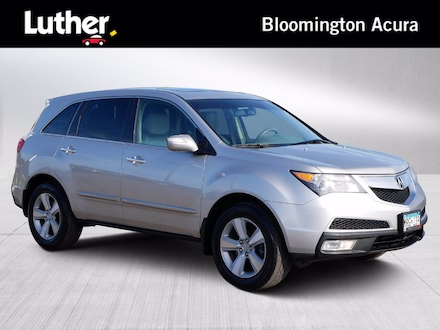 Featured Used 2010 Acura MDX Technology Pkg SUV for Sale near St. Paul, MN