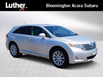 Featured Used 2011 Toyota Venza 4dr Wgn I4 AWD Crossover for Sale near St. Paul, MN