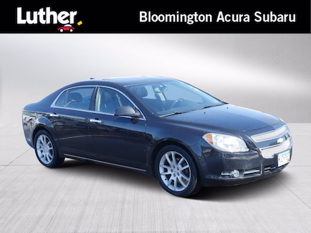 Featured Used 2012 Chevrolet Malibu LTZ w/2LZ Sedan for Sale near St. Paul, MN