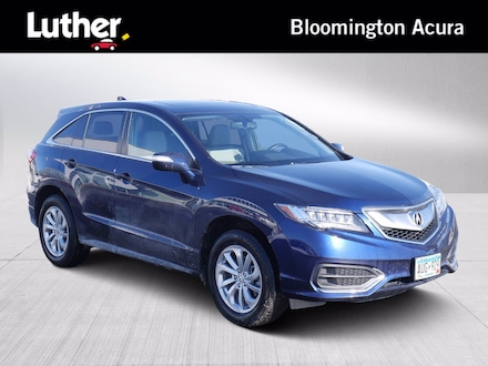 Featured Used 2018 Acura RDX w/Technology Pkg SUV for Sale near St. Paul, MN