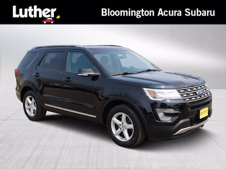 Featured Used 2017 Ford Explorer XLT SUV for Sale near St. Paul, MN