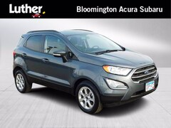 Used 2019 Ford EcoSport SE SUV For Sale in Bloomington, MN