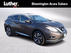 Used 2015 Nissan Murano Platinum SUV For Sale in Bloomington, MN