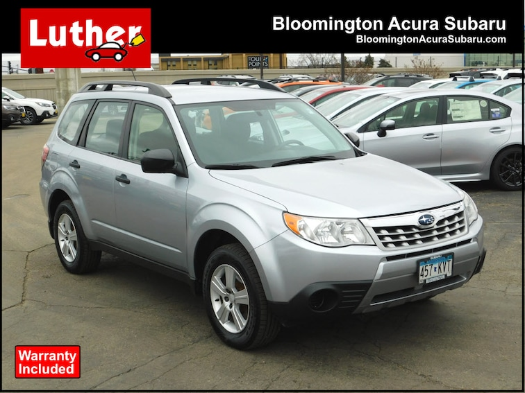 Used 2013 Subaru Forester 2.5X AWD 2.5X  Wagon 4A for sale in Bloomington, MN