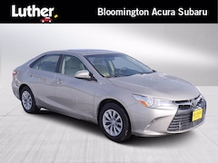 Used 2015 Toyota Camry LE Sedan For Sale in Bloomington, MN