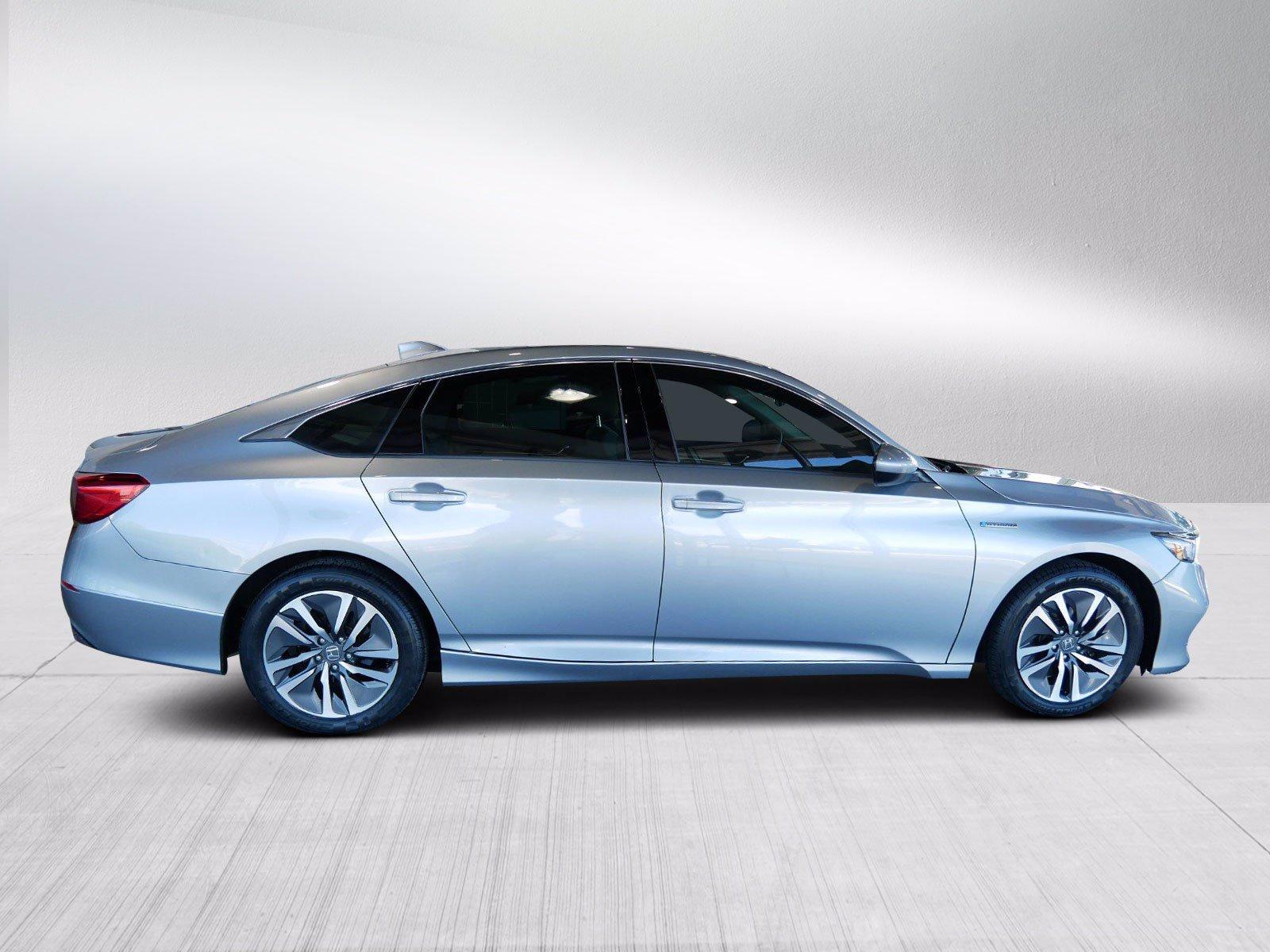 Used 2018 Honda Accord Hybrid with VIN 1HGCV3F17JA005645 for sale in Bloomington, Minnesota
