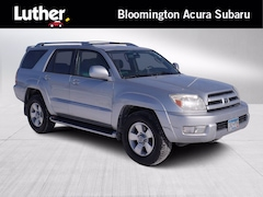 Used 2004 Toyota 4Runner Limited SUV For Sale in Bloomington, MN