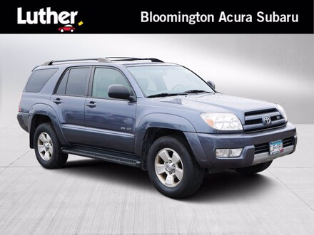 Featured Used 2004 Toyota 4Runner SR5 SUV for Sale near St. Paul, MN