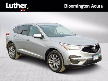 Featured Used 2020 Acura RDX w/Technology Pkg SUV for Sale near St. Paul, MN