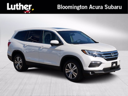 Featured Used 2018 Honda Pilot EX-L SUV for Sale near St. Paul, MN