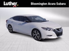 Used 2016 Nissan Maxima 3.5 SV Sedan For Sale in Bloomington, MN