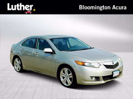 Featured Used 2010 Acura TSX 4dr Sdn V6 Auto Sedan for Sale near St. Paul, MN