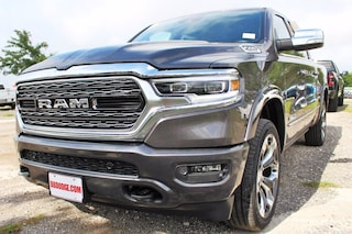 Service Loaner for sale 2019 Ram All-New 1500 Limited Truck Crew Cab Used