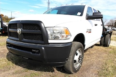 2018 Ram 3500 TRADESMAN CREW CAB CHASSIS 4X4 172.4 WB Crew Cab near San Antonio