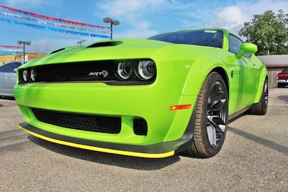 New 2019 Dodge Challenger SRT HELLCAT REDEYE WIDEBODY For Sale in the San  Antonio and New Braunfels TX area | 2C3CDZL97KH627183