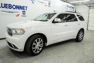 Used 2017 Dodge Durango Citadel SUV in San Antonio