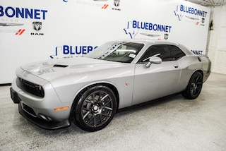 Used 2016 Dodge Challenger R/T Scat Pack Coupe in New Braunfels