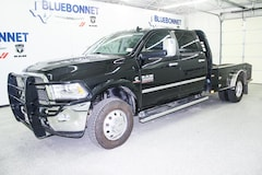 2016 Ram 3500 Chassis Laramie Truck Crew Cab Chassis Cab Truck For Sale in San Antonio