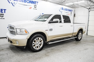 Used 2013 Ram 1500 Laramie Longhorn Edition Truck Crew Cab in San Antonio