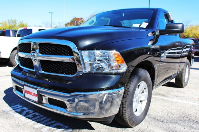 new 2019 Ram 1500 CLASSIC TRADESMAN REGULAR CAB 4X2 6'4 BOX Regular Cab near San Antonio